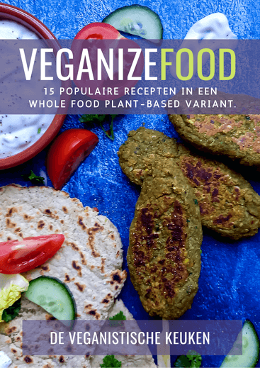 E-book Veganizefood